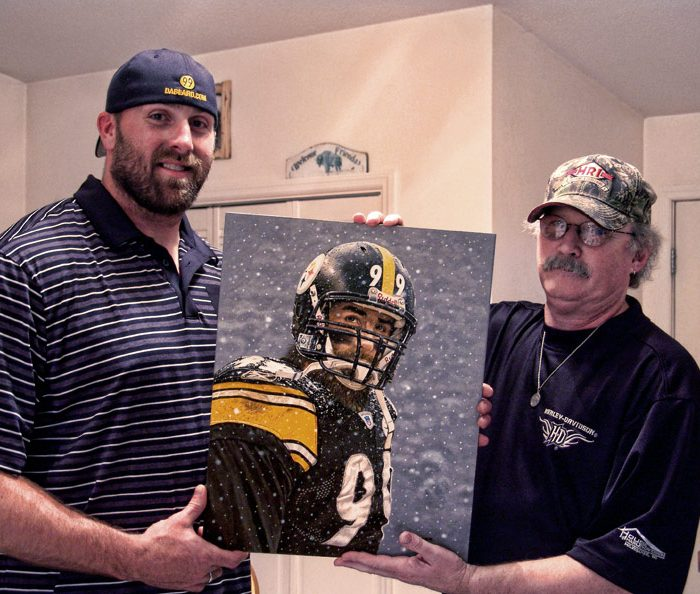 Brett Keisel Ranch 01