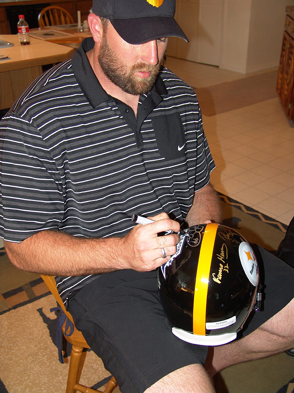 Brett Keisel Ranch 05