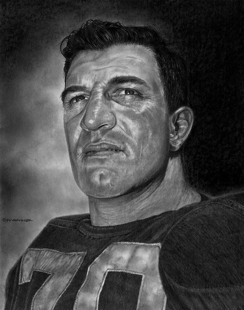 Ernie Stautner Hall of Fame