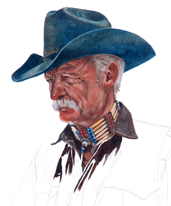 Last of the Real Cowboys WIP 01