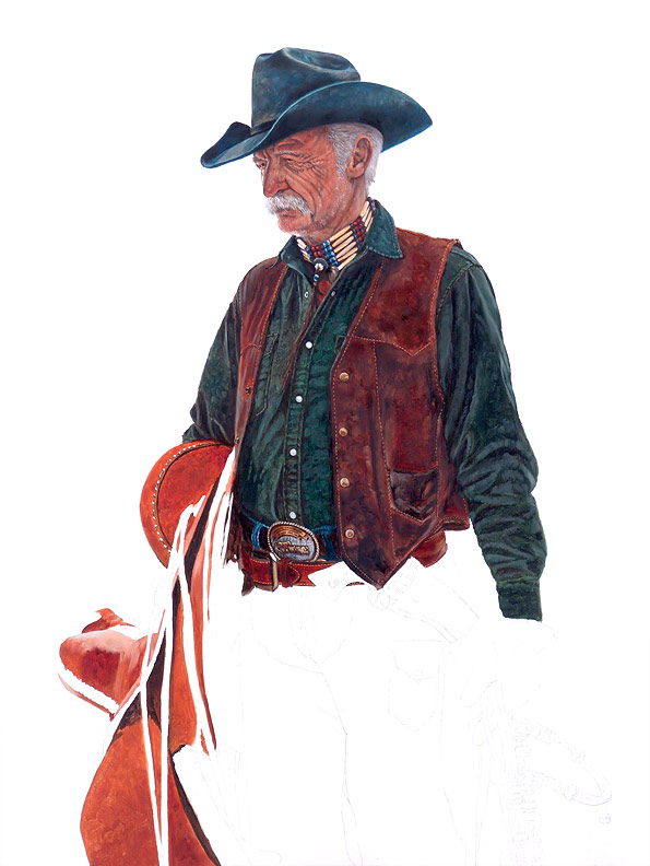 Last of the Real Cowboys WIP 03