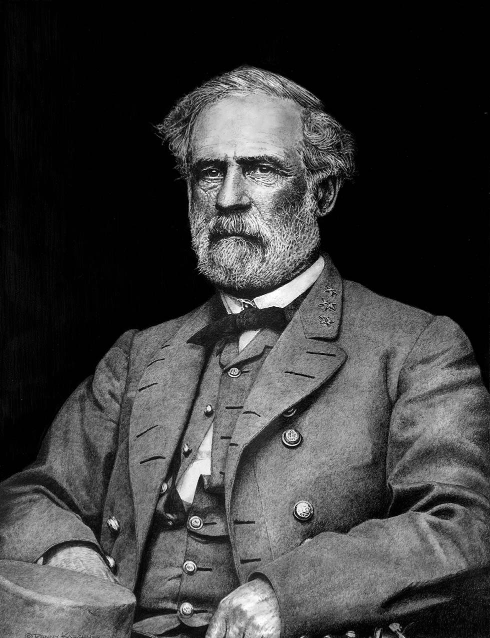 """a biography of general robert edward lee the greatest soldier of the confederate states Lee declined lincoln's offer and instead resigned from the united states army to  side with the  robert e lee's greatest battle loss was the battle of gettysburg,  but his ultimate loss was  """"a soldier has a hard life and but little consideration""""    general robert e lee venting his frustration with the confederate congress."""