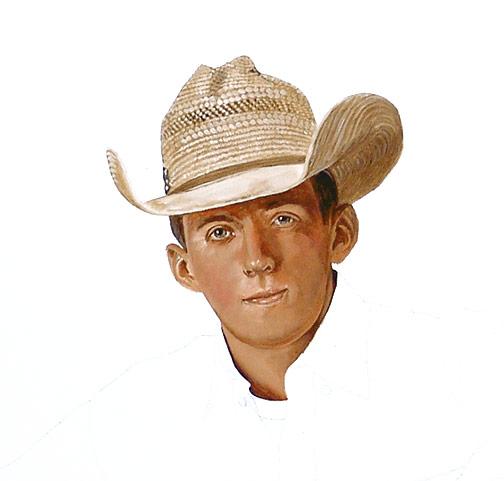 Rodeo Spirit WIP 01
