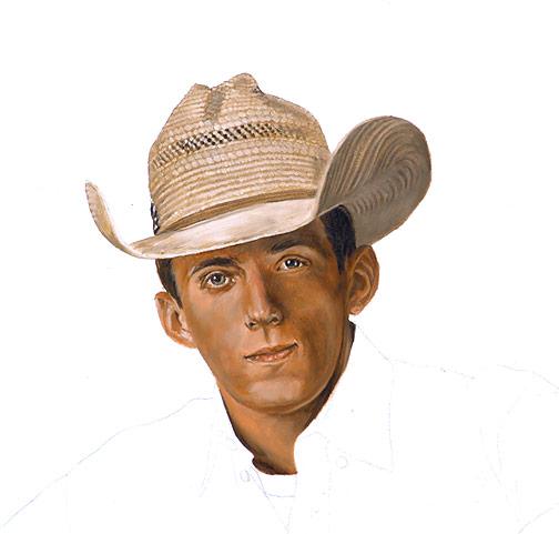 Rodeo Spirit WIP 03