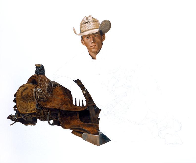 Rodeo Spirit WIP 05