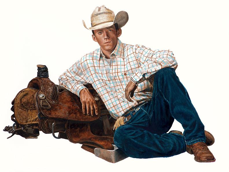 Rodeo Spirit WIP 08