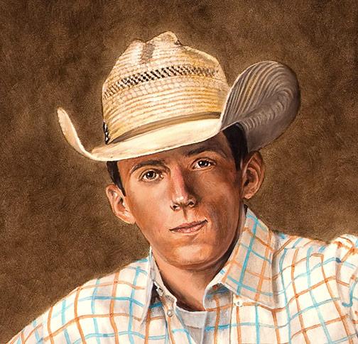 Rodeo Spirit WIP 09