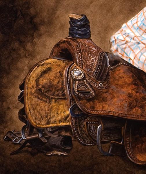Rodeo Spirit WIP 10