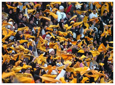Steeler Crowd