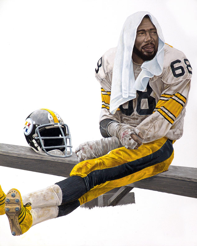 Steeler Great LC Greenwood WIP 6