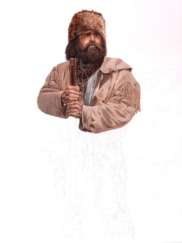 Wyoming Spirit Brett Keisel WIP 02