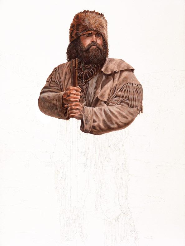 Wyoming Spirit Brett Keisel WIP 03