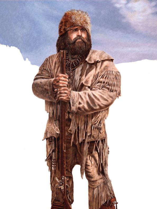 Wyoming Spirit Brett Keisel WIP 06