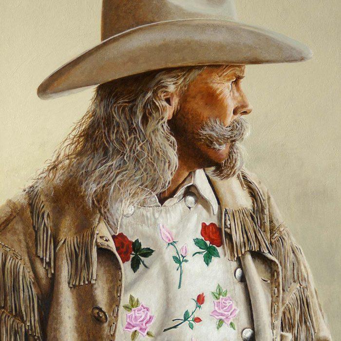 Alan Baker As Buffalo Bill