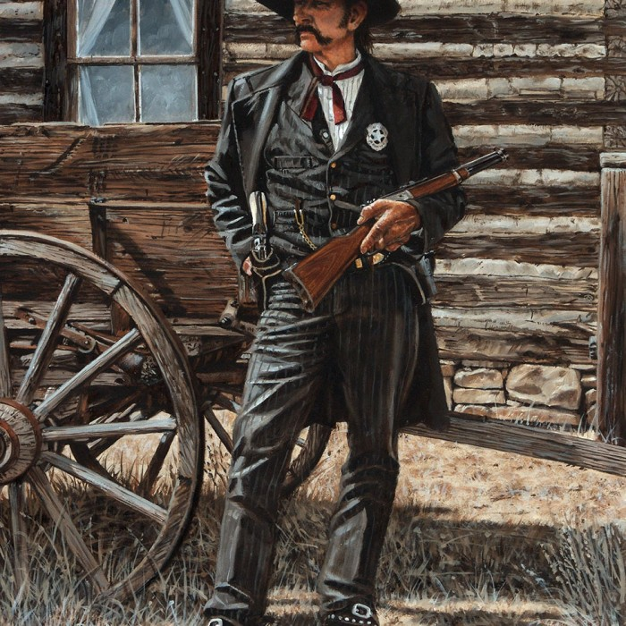 Wyatt Earp – Something Evil This Way Comes