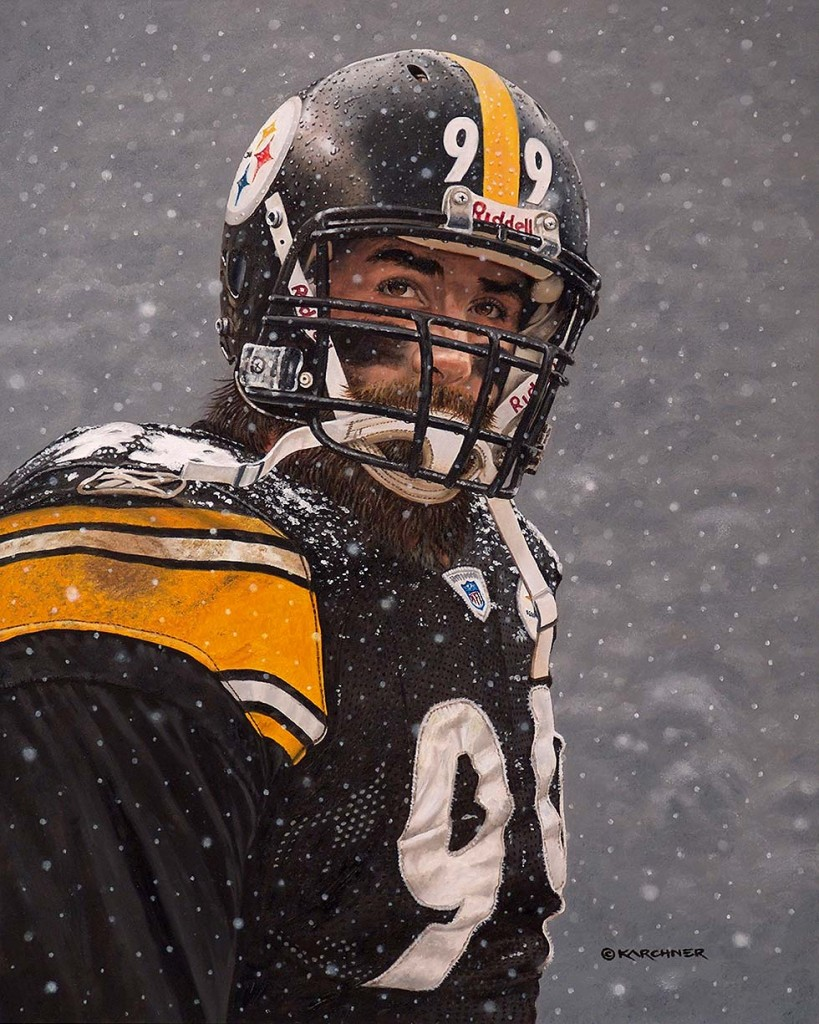 :09 Seconds Remaining – Brett Keisel