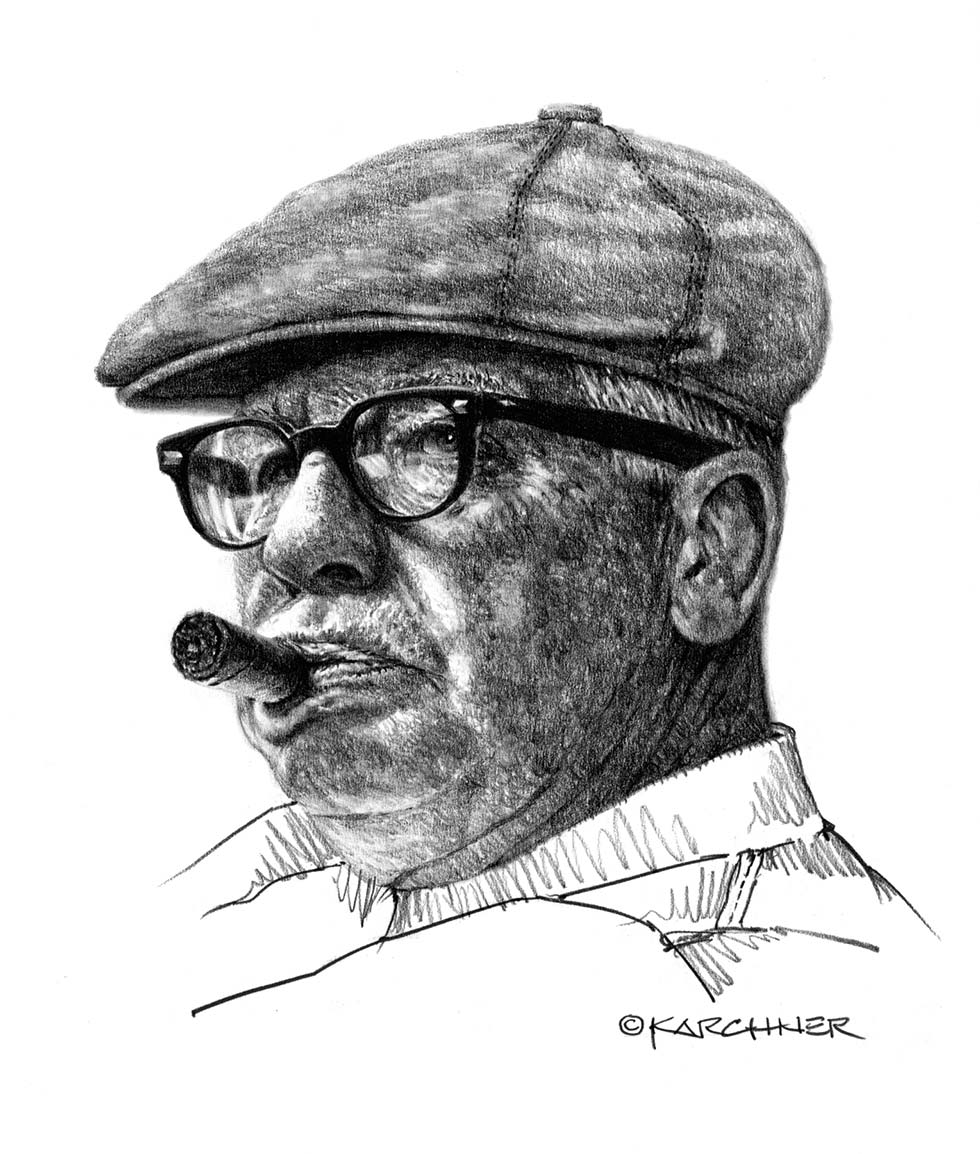 Art Rooney Sr. €�The Chief""