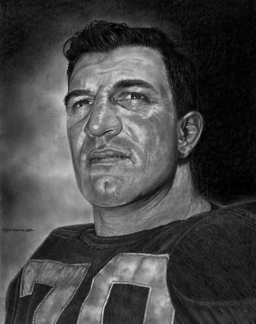 Work In Progress – Ernie Stautner – Hall Of Fame