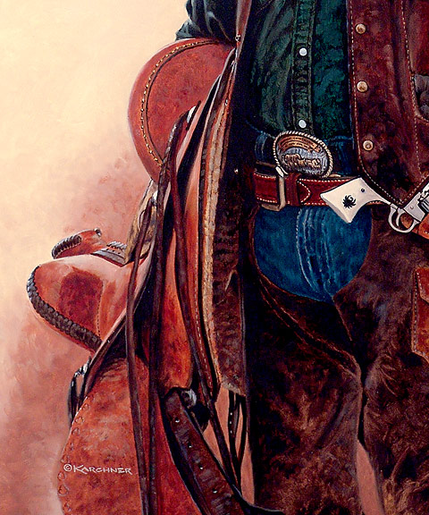 Last of the Real Cowboys WIP 07