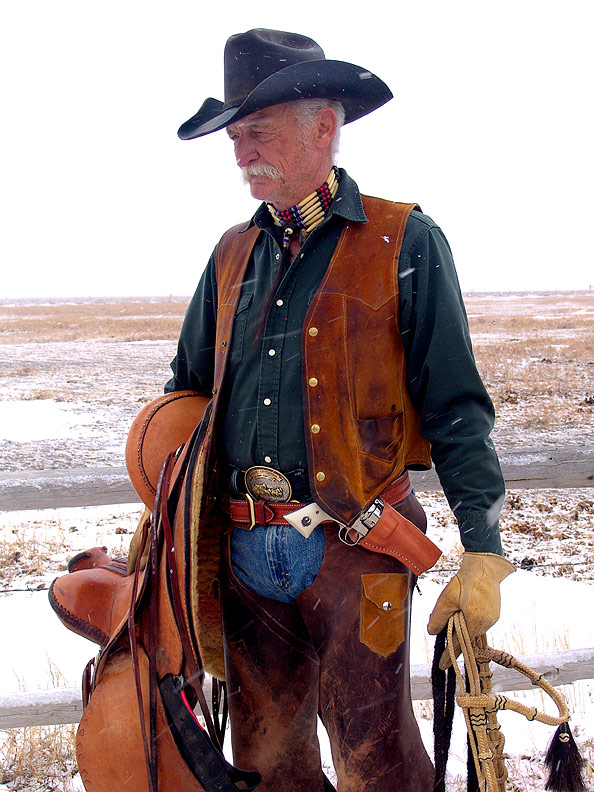 Last of the Real Cowboys WIP 09