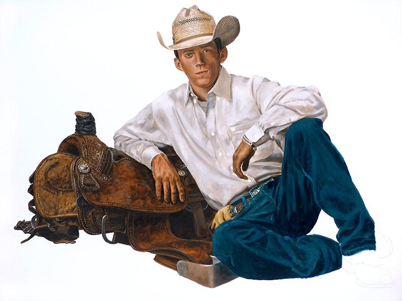Rodeo Spirit WIP 07