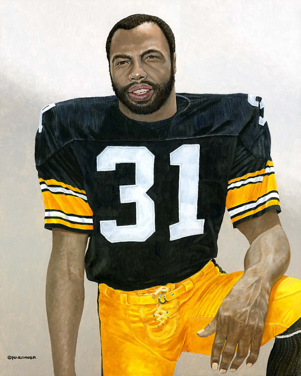 Steeler Great, Donnie Shell