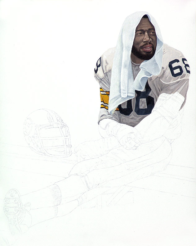 Steeler Great LC Greenwood WIP 1