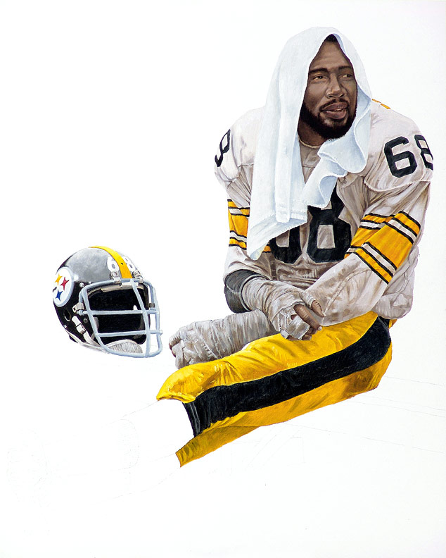Steeler Great LC Greenwood WIP 4