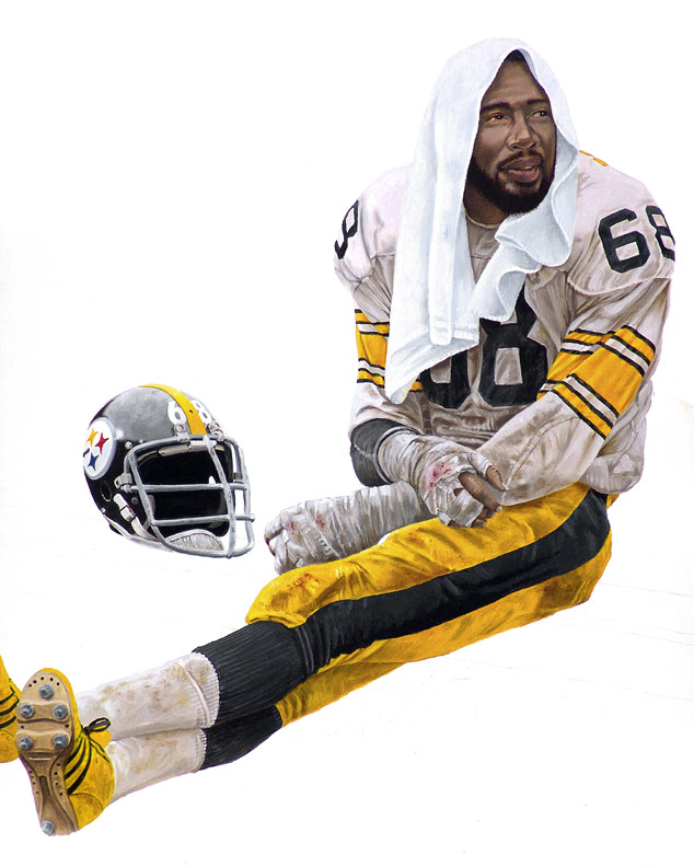 Steeler Great LC Greenwood WIP 5