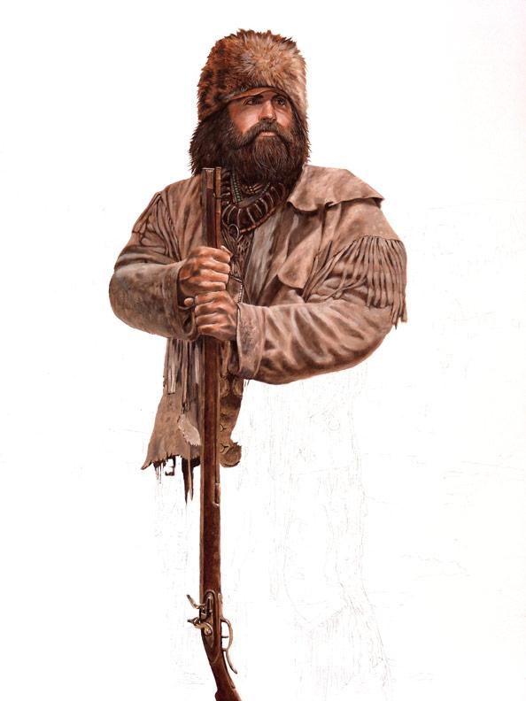 Wyoming Spirit Brett Keisel WIP 04