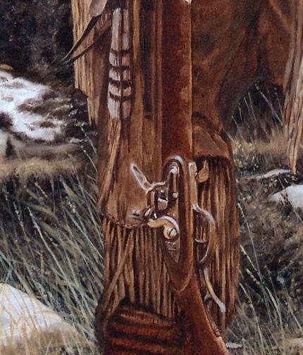 Wyoming Spirit Brett Keisel WIP 10