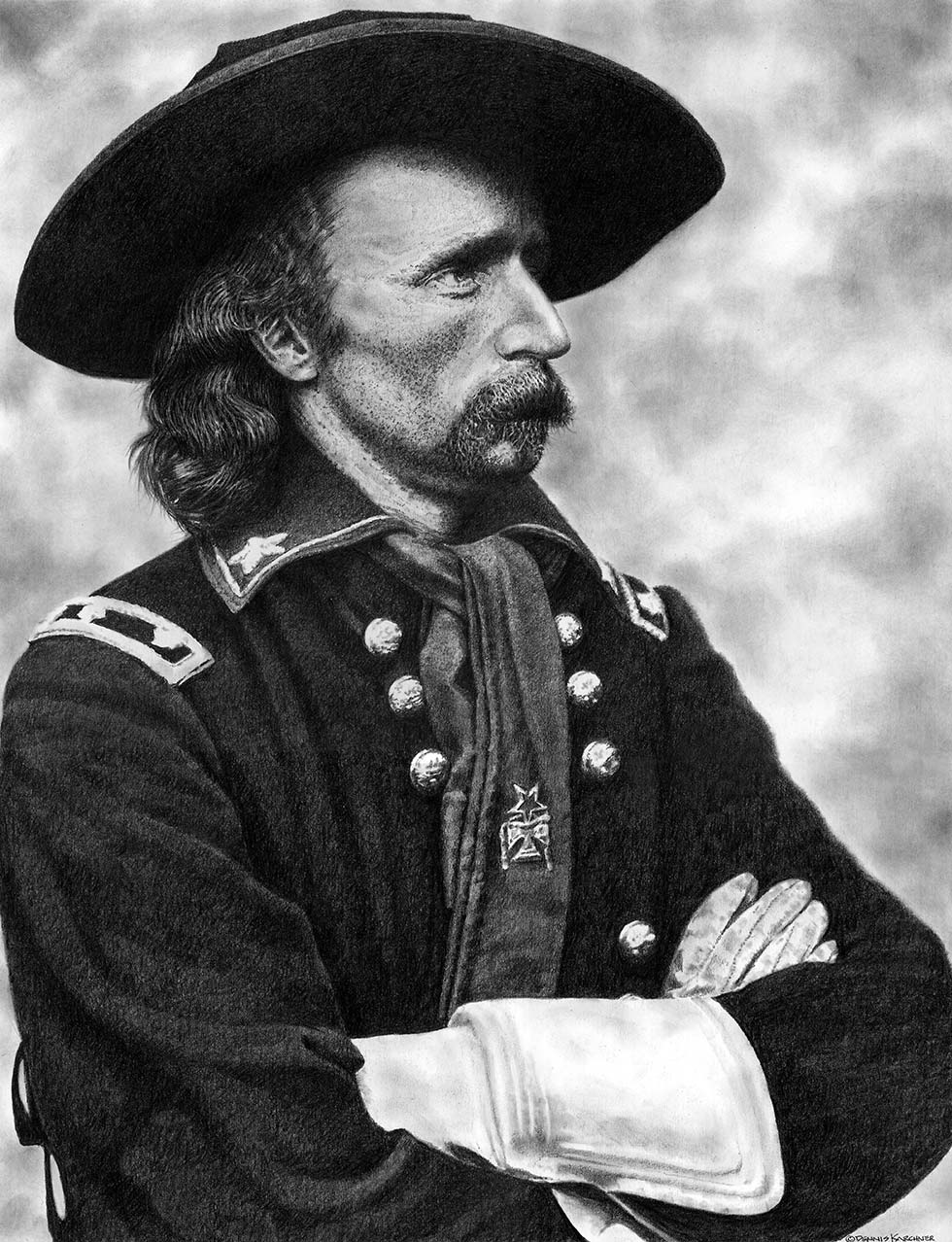 The Yankee Swashbuckler €� George Custer