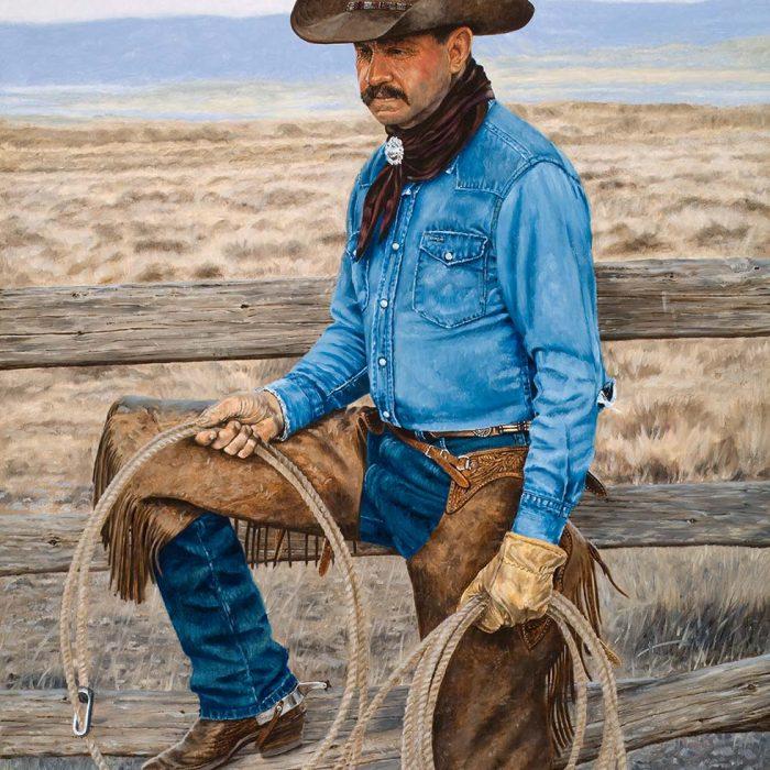 The Bronze Cowboy