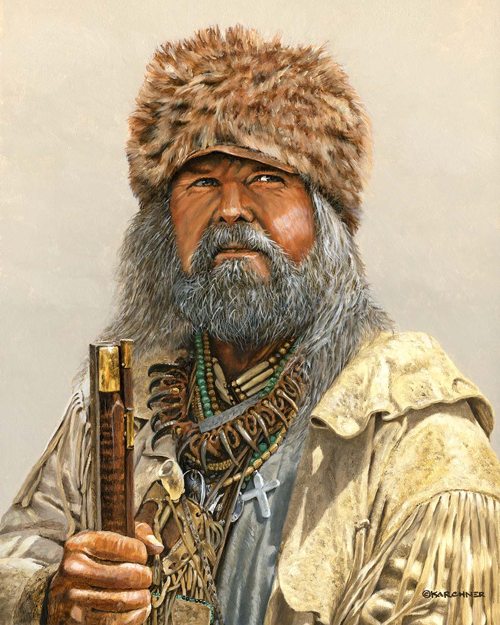 Painting Of The Mountain King, Gage Skinner